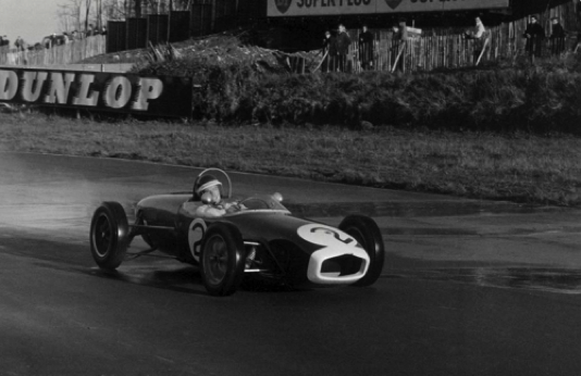 Boxing Days à Brands Hatch 1960 © Georges Phillips